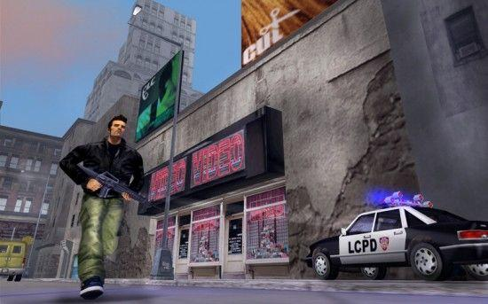 Grand Theft Auto 3 su mac