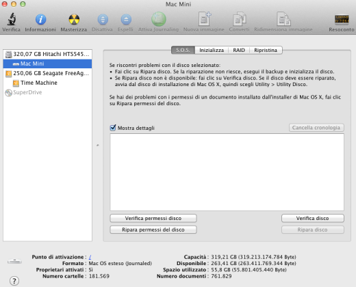 utility disco apple mac