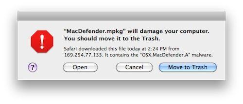 malware macdefender