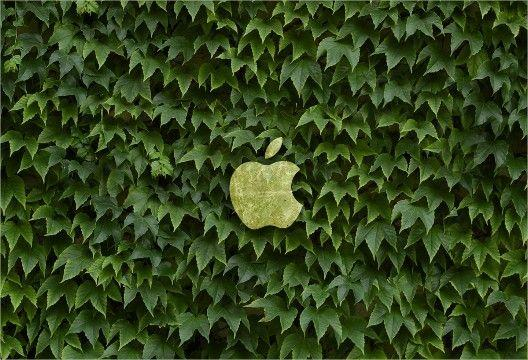 apple green ed inquinamento