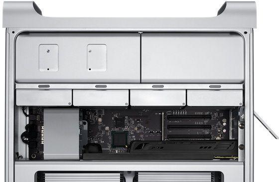Mac Pro : i nuovi modelli con Sandy Bridge