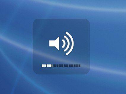 regolare il volume del Mac utilizzando iPhone