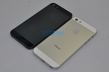 scocca iPhone 5