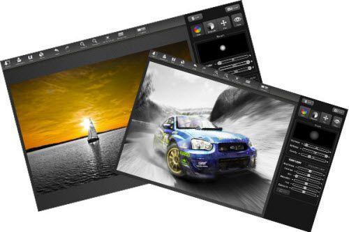 desaturazione immagini per Mac