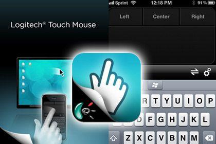 Logitech Touch-Mouse