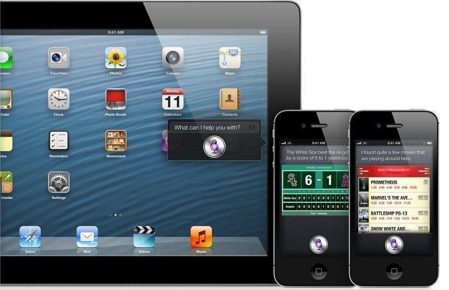 iOS 6 Siri