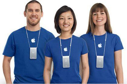 staff apple