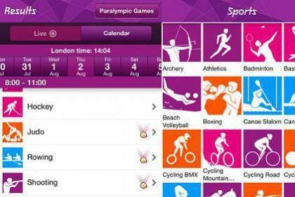 app london 2012