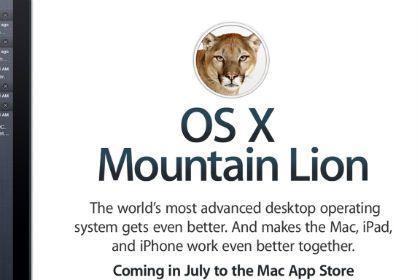 GM mountain Lion uscita