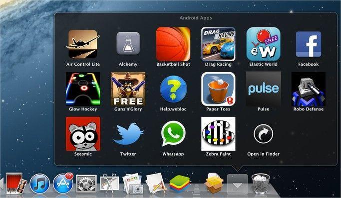 WhatsApp app Mac