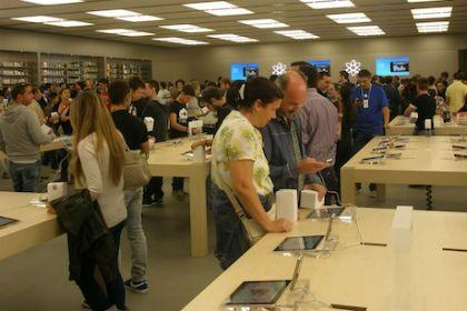 Grazie al nuovo Apple Store di Lonato anche i fan bresciani della mela morsicata avranno il loro luogo di culto informatico vicino casa!