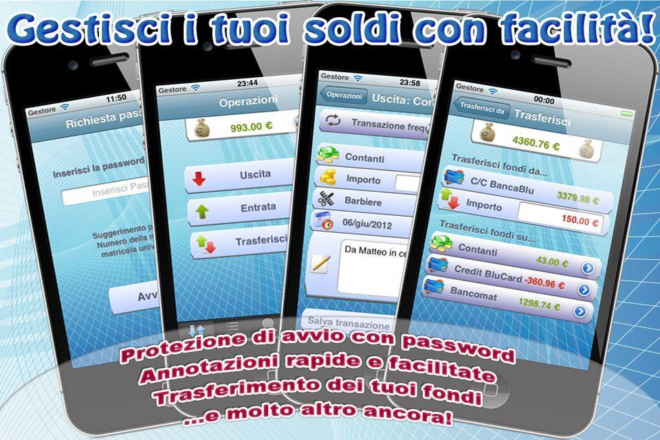 aMoney - Gestione Soldi