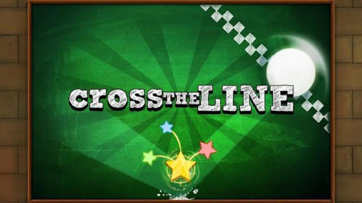 crosstheline