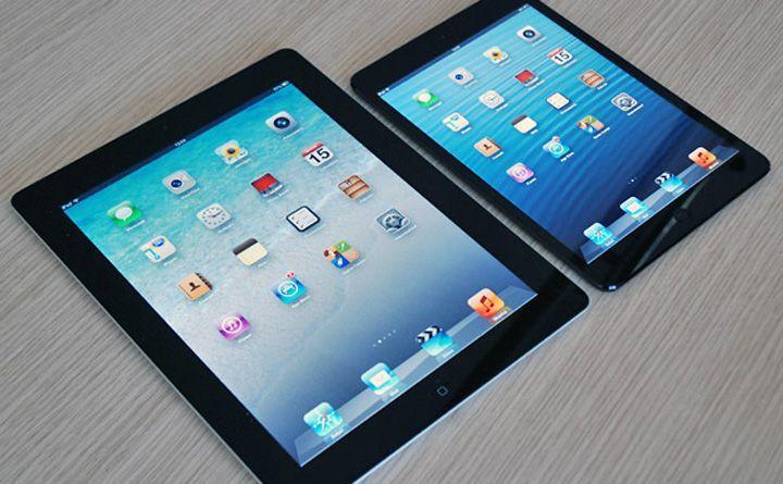 iPad mini a marzo 2013