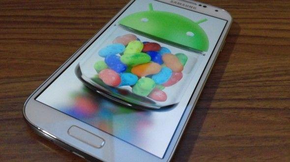 "Samsung Galaxy S4 ""Google Experience"""