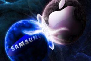 Guerra di brevetti Apple Samsung
