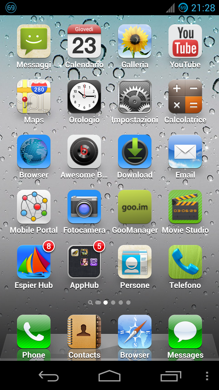 iphone gratis tv app
