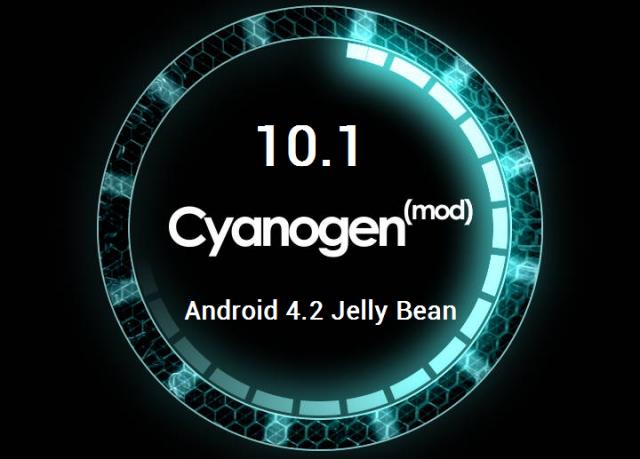 CyanogenMod 10.1 RC3