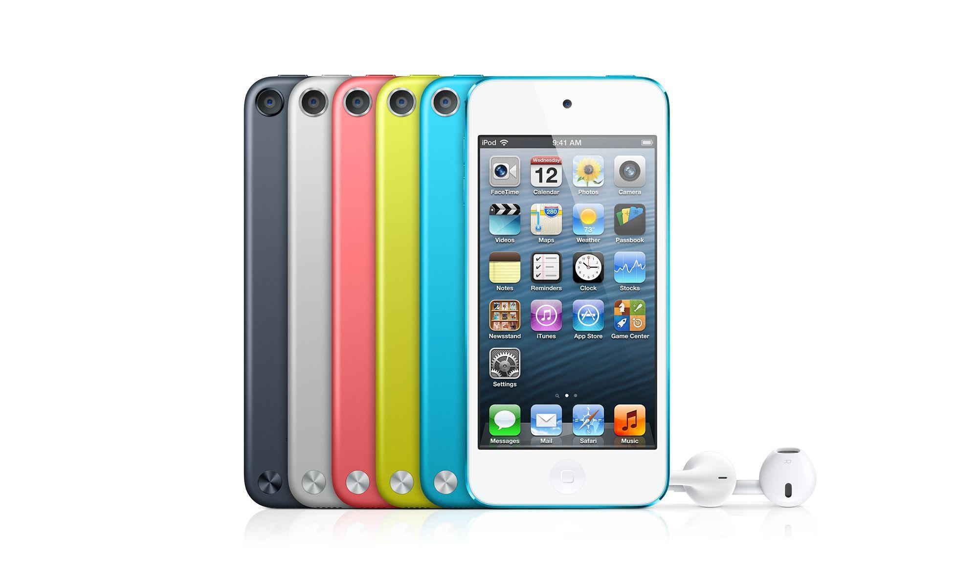 iPod Touch 5G: Recensione