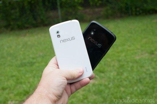 Android L su Nexus 4