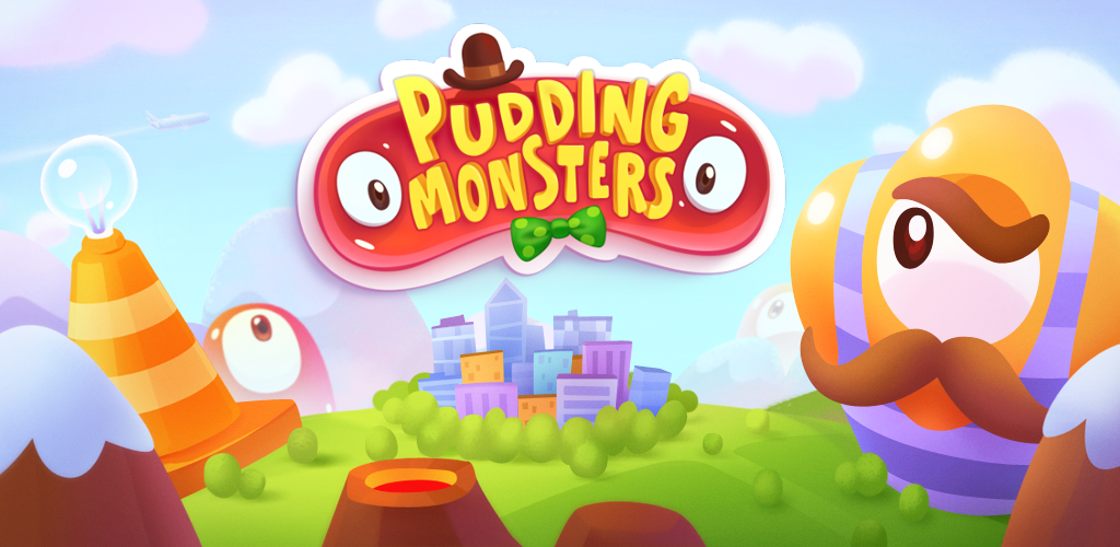 pudding monster hd