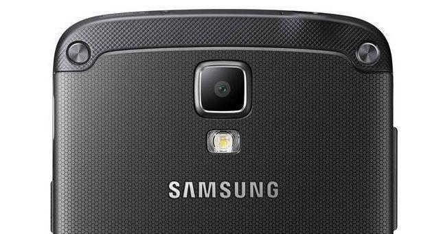 Galaxy S4 Active Camera