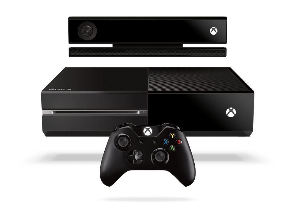 Xbox One orizzontale