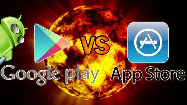 Google-Play-Store-Vs-Apple