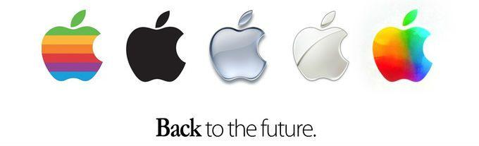 logo originale Apple
