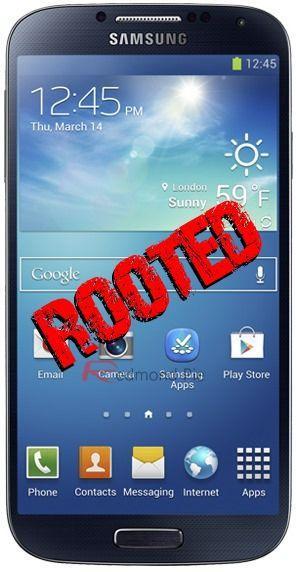 Galaxy S4 Snapdragon