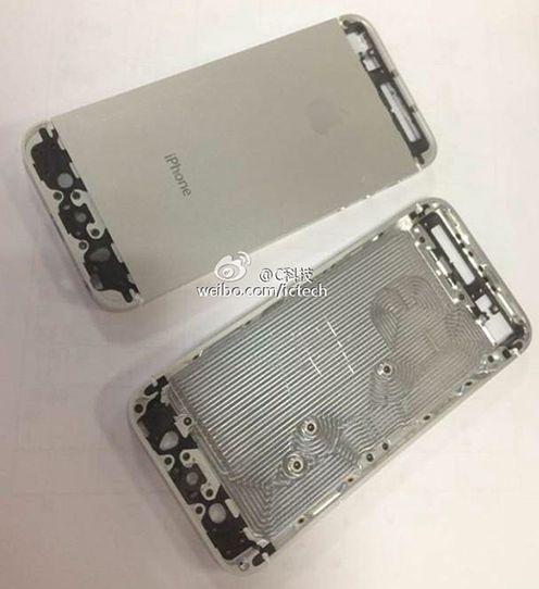 iPhone 5S cover alluminio