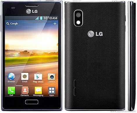 Hardreset di fabbrica LG OPTIMUS E610