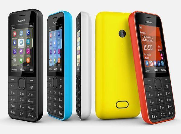 Nokia 207 e 208