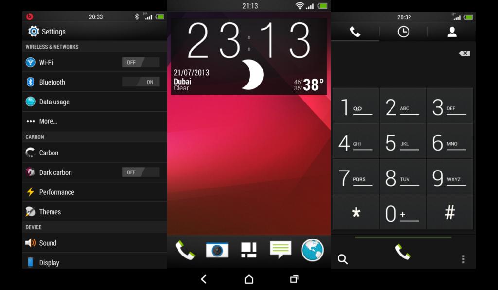 tema HTC Sense 5