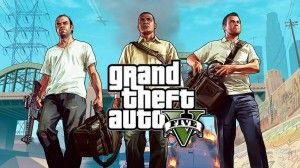 GTA-5 Xbox Live