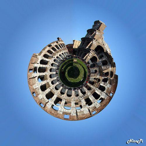 photoshop pianeta