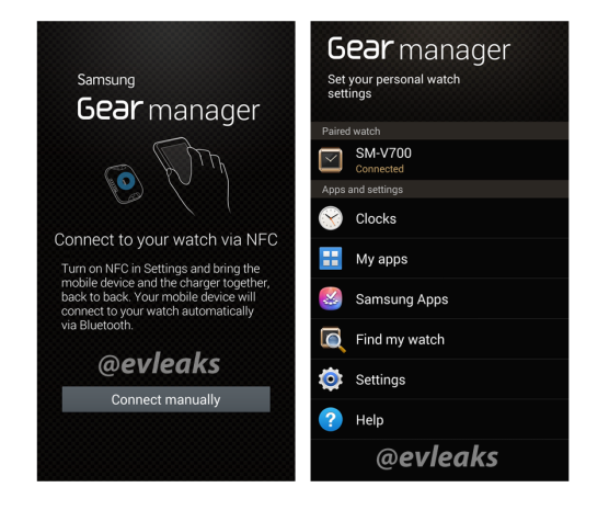 Gear Manager