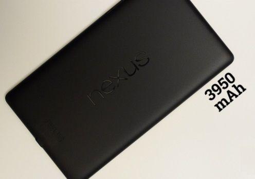 Nexus 7 2013 batteria