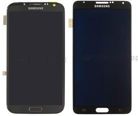 Galaxy Note III e Galaxy Note II