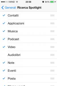 iOS 7 vs batteria