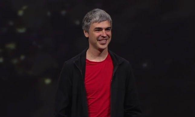 larry page about calico