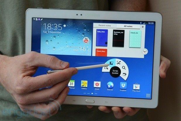 tablet amoled