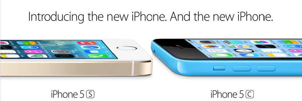 iPhone 5s e 5c Droptest