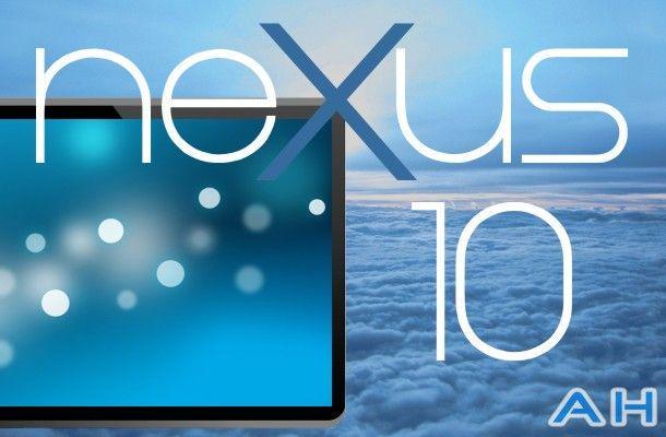 Nexus 10 2013 Anteprima