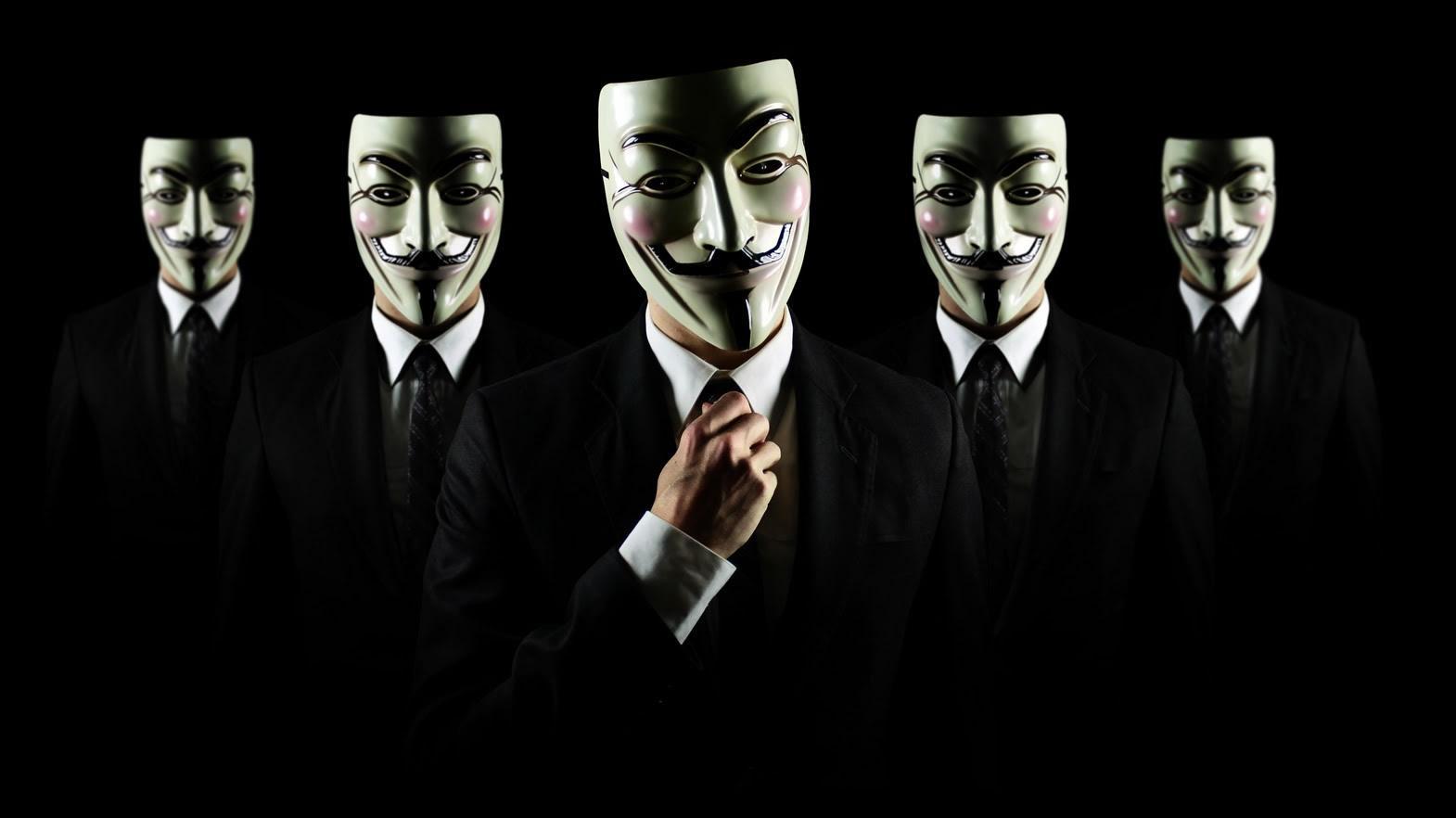 Regole di Internet, quelle degli Anonymus
