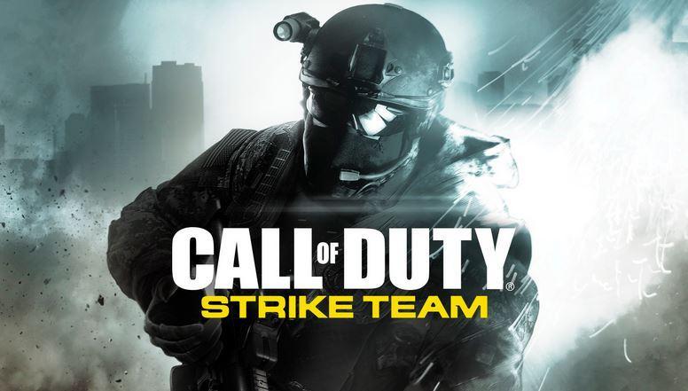 Call Of Duty strike team