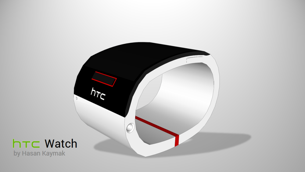 HTC Watch concept