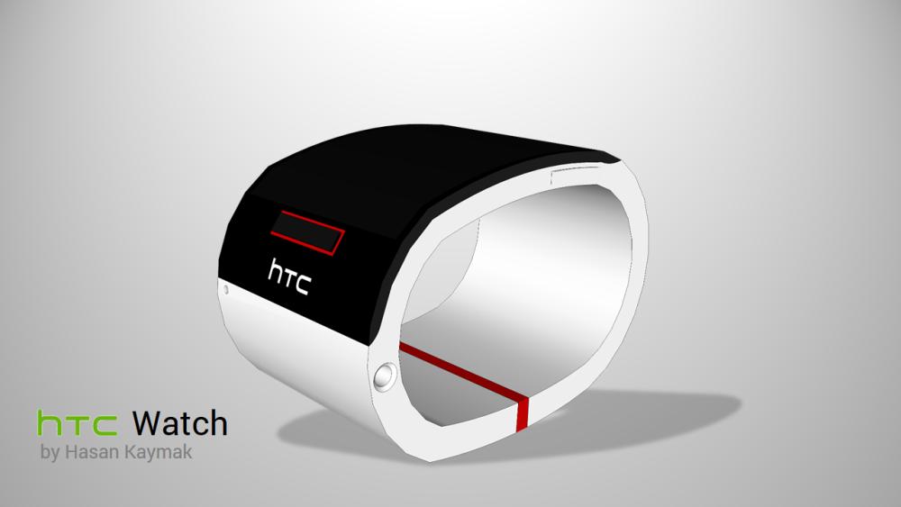 HTC Watch concept