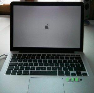 MacBook Pro Retina 13 late 2013 Unboxing 4