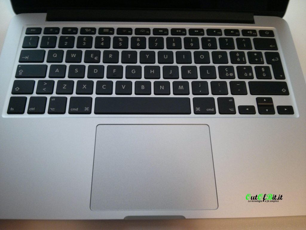 MacBook Pro 13 Retina Late 2013